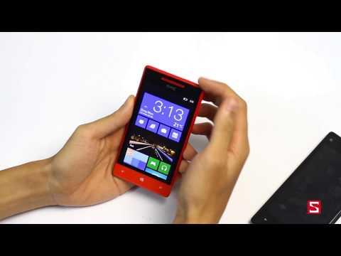 HTC 8S - Trên tay và cảm nhận HTC 8S