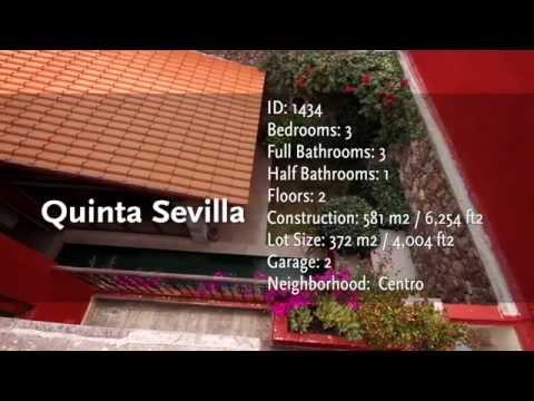 Real Estate San Miguel de Allende - Quinta Sevilla