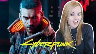 Brand New Gameplay Reaction - Cyberpunk 2077 - Deep Dive