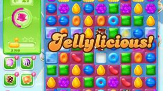 Candy Crush Jelly Saga Level 593 - NO BOOSTERS