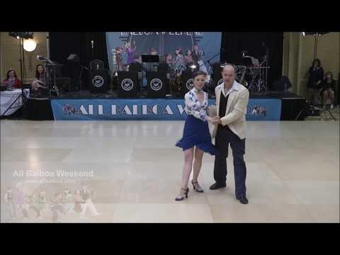 Kate Hedin & Nick Williams - ABW 2017 - 1st place ACBC