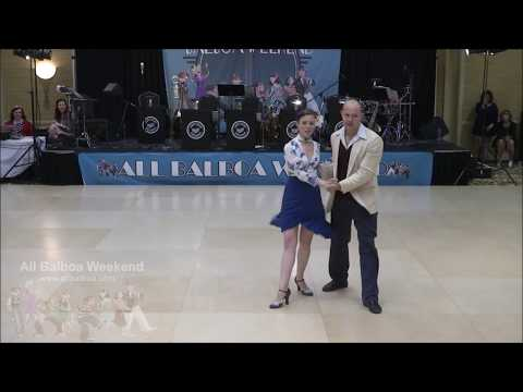 Kate Hedin & Nick Williams  ABW 2017  1st place ACBC
