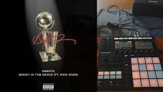 Drake - Omerta Instrumental | Maschine MK3 Remake