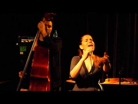 Elif Turan Jazz - Cry Me A River