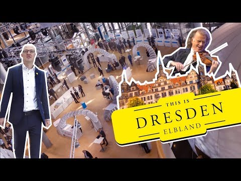 Convention meets Culture - This is Dresden Elbland