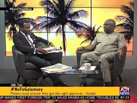 Ghana-Cape Verde Relations - AM Talk o Joy News (22-5-17)