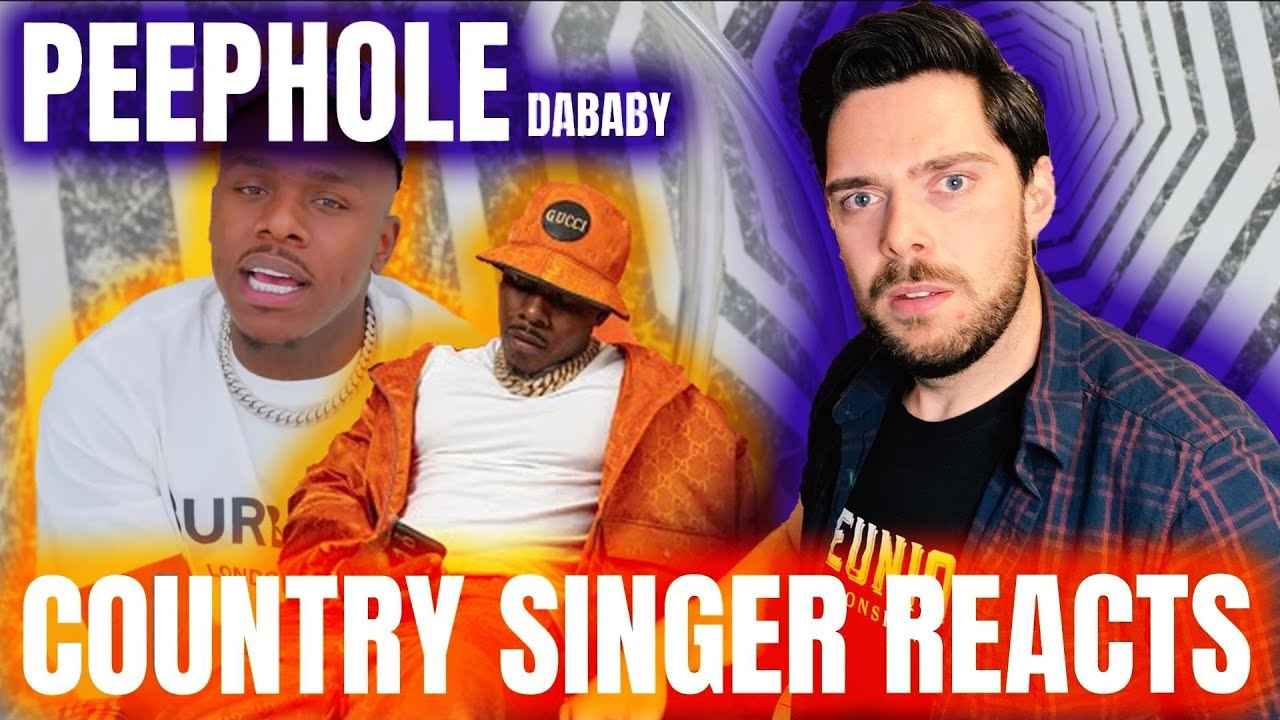 Country Singer Reacts To Dababy PEEPHOLE