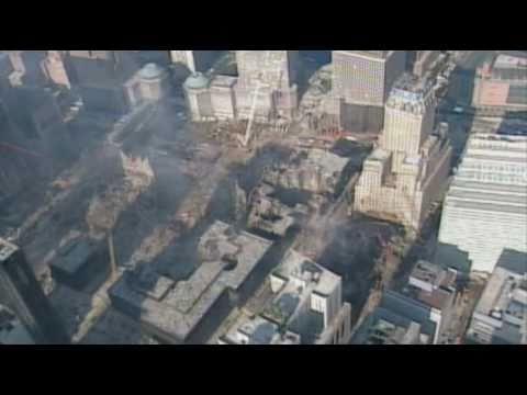 9/11: Condoleezza Rice in the White House. Crisis controlled.