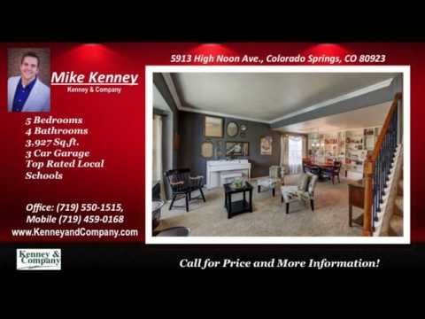 home for sale near Peterson Air Force Base