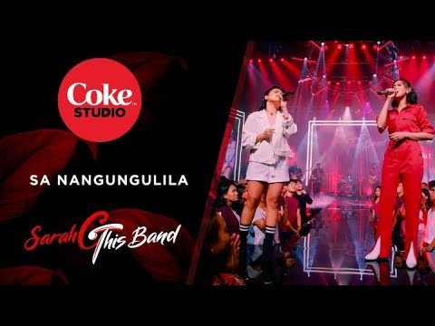 "Coke Studio Season 3: ""Sa Nangungulila"" by Sarah Geronimo and This Band"