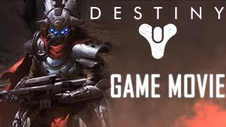 Destiny Game Movie (All Cutscenes) Dinklebot Edition Story 1080p HD