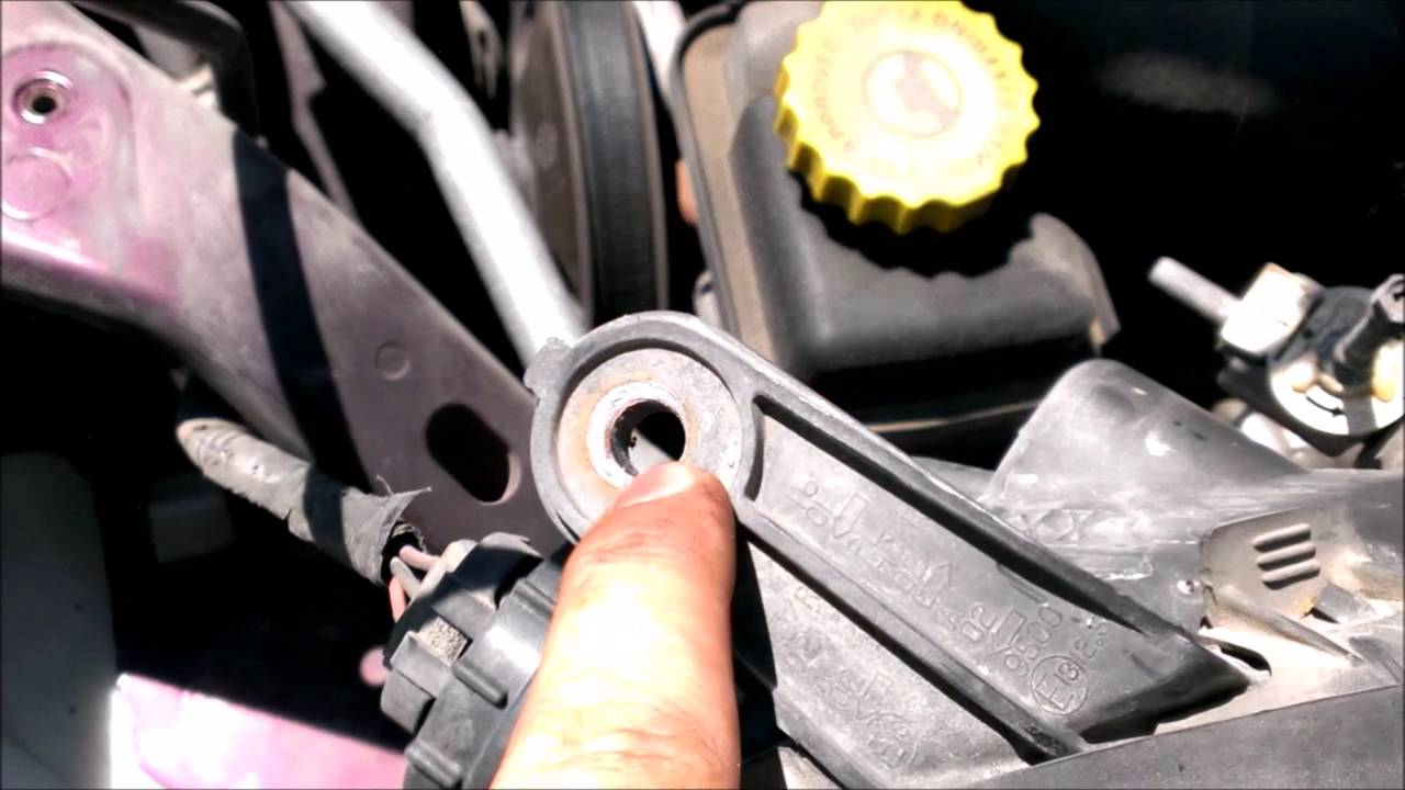 Dodge Neon Horn Repair Youtube