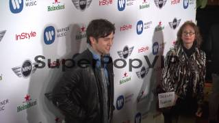 Jackson Rathbone at Warner Music Group GRAMMY Celebration...