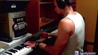 Igor Herbut- Nie ufaj mi ( piano cover) Wkręceni