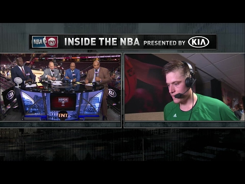 Inside the NBA: Jonas Jerebko | NBA on TNT