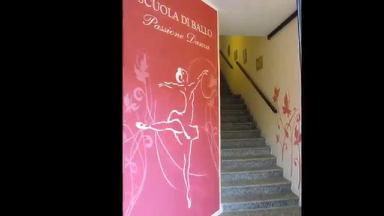 passione danza scuola di ballo asd la struttura e le