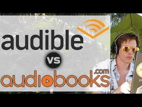 Audible Vs Audiobooks Com (Honest Comparison)