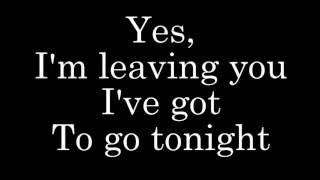 Скачать Scorpions I M Leaving You With Lyrics
