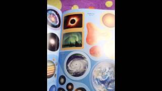 Usborne Astronomy and Space Sticker Book