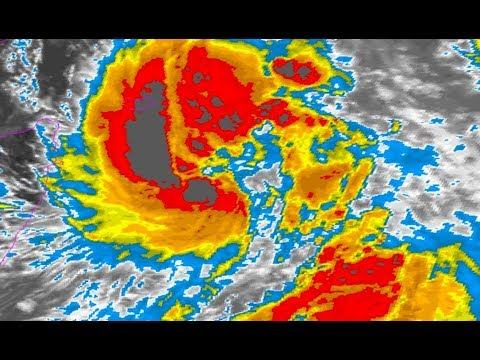 Hurricane Update: Major storm set to make RARE landfall - Ca