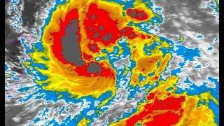 Hurricane Update: Major storm set to make RARE landfall - Caribbean storm odds increase!