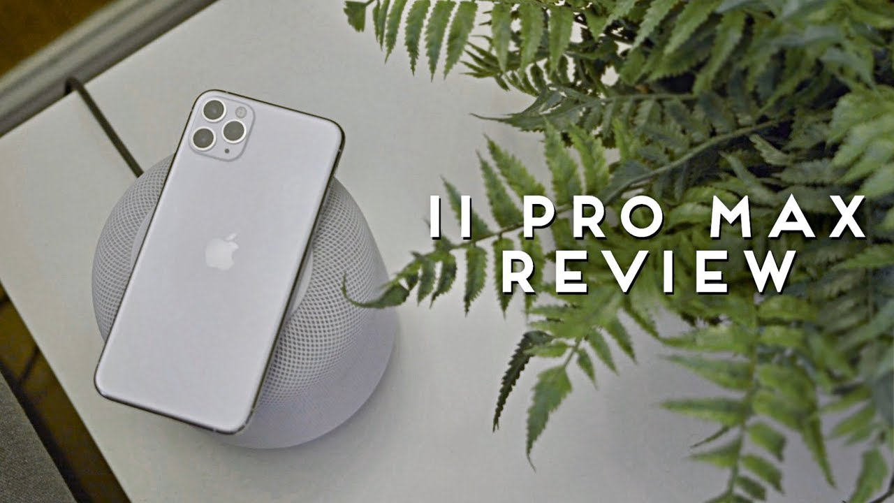 iPhone 11 Pro Max Review: Google should be Embarrassed!