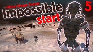 #5 Лютые Отбросы в Яме  (Impossible Start) - Kenshi 1.0.40