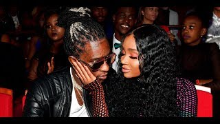 Young Thug Begs His Ex Girlfriend To Get Back W/ Him And Blames His Friends For Situation.