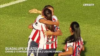 10 golazos de Chivas Femenil