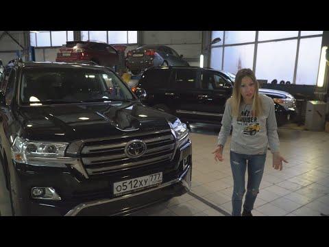 Смотреть Toyota Land Cruiser. Потеря надежности или машина хорошего настроения? Елена Лисовская. Лиса рулит онлайн