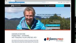 31.08.2016 - Handeln mit Thorsten Helbig und forexPRO on Tour