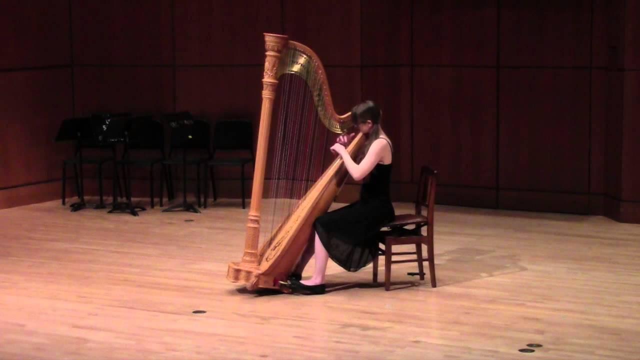 Smetana - The Moldau - Harp