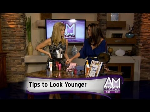 A Models Secrets to Look 10 years Younger - from Ford Model Shelley GoodStein