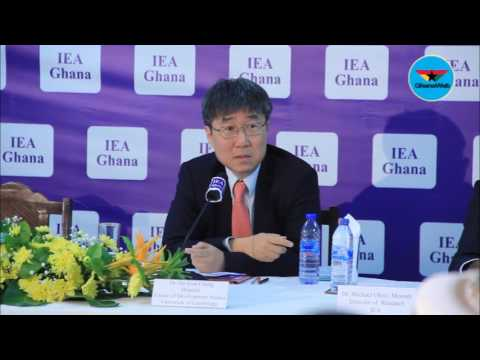Ghanaian businesses are not pragmatic – Dr. Ha-Joon Chang