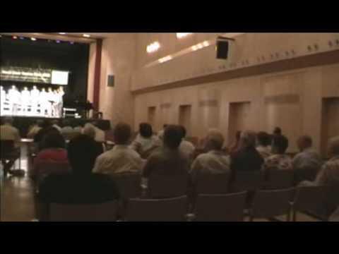 Male chamber choir of Komsomolsk-on-Amur - Frulingslied