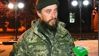 В Харьков приехали бойцы, вышедшие из Дебальцево