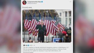 California Rep. Karen Bass Discusses Riot At Capitol