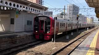 鹿児島本線813系+811系快速列車