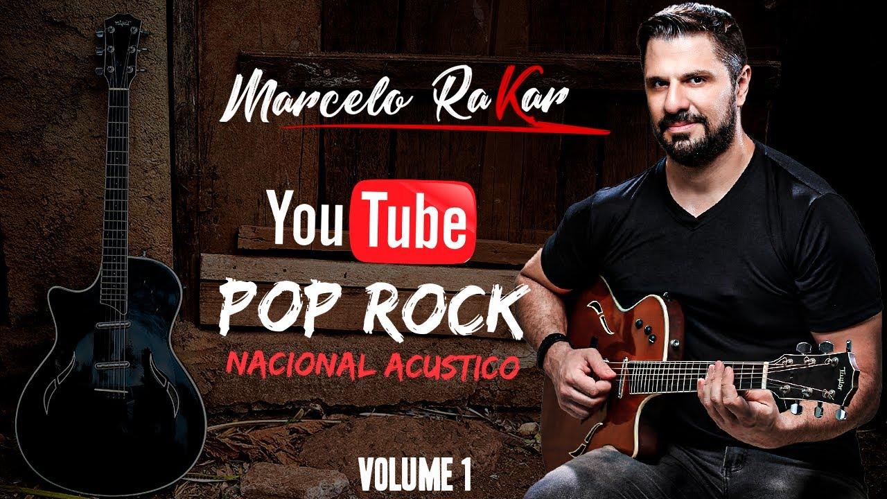Pop Rock Nacional Acustico Volume 1