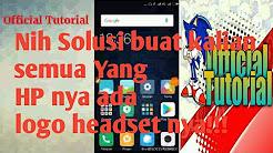 Cara Mengatasi Logo Headset Di Hp Android