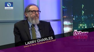 Larry Charles Extended Interview with Okey Bakassi | The Other News