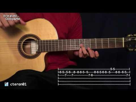 Historia De Un Amor - Bolero Tutorial Guitarra