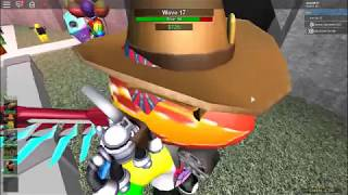 Winning a Tri-Op tower battles match at Roblox (Triunfo??)