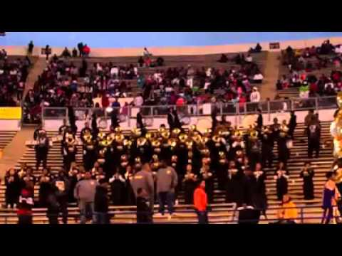 Whitehaven high school marching band  just a dog 2015