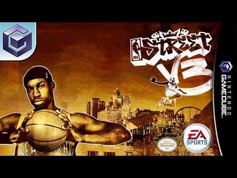 Longplay of NBA Street V3