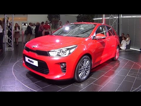 2017 kia rio presentation video pr datrice de polo. Black Bedroom Furniture Sets. Home Design Ideas