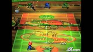 Mario Power Tennis GameCube Gameplay_2004_09_13