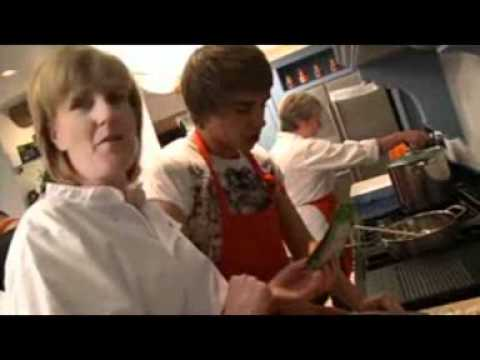 One Direction - X Factor - Cooking - 'Korma Have a Go'