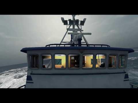 Vessel seasick demo
