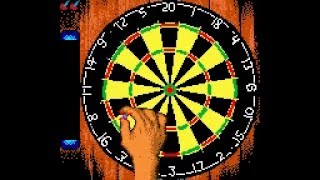 Gameplay: Pro Darts - GameBoy Color - Vatical - 1999